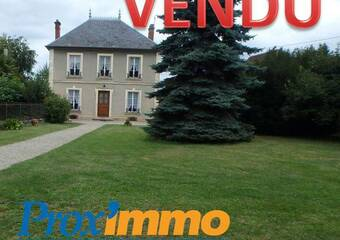 Vente Maison 6 pièces 140m² Pressins (38480) - photo