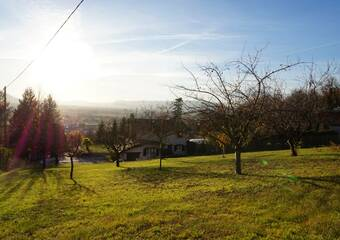 Vente Terrain 1 000m² La Buisse (38500) - Photo 1