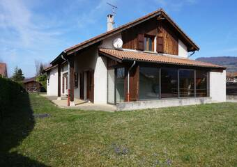 Vente Maison 140m² Coublevie (38500) - photo