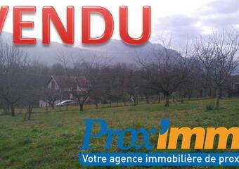 Vente Terrain 645m² Moirans (38430) - photo