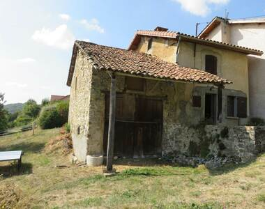 Vente Maison Saint-Nicolas-de-Macherin (38500) - photo