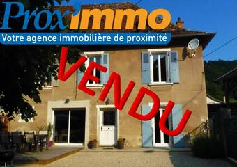Vente Maison Saint-Aupre (38960) - photo