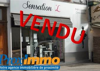 Vente Local commercial Voiron (38500) - photo