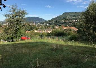 Vente Terrain 634m² Coublevie (38500) - photo