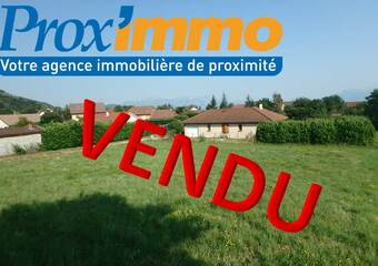 Vente Terrain 1 100m² Colombe (38690) - photo
