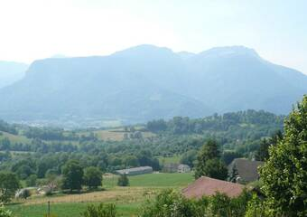 Vente Terrain 900m² Miribel-les-Échelles (38380) - Photo 1