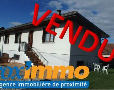 Vente Maison 5 pièces 90m² Colombe (38690) - photo