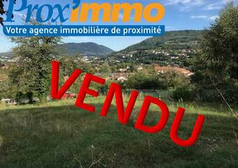 Vente Terrain 484m² Coublevie (38500) - photo