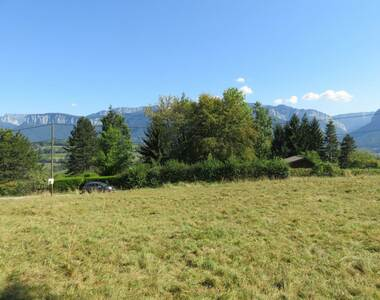 Vente Terrain 1 750m² Miribel-les-Échelles (38380) - photo