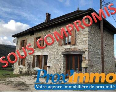 Vente Maison 7 pièces Saint-Étienne-de-Crossey (38960) - photo