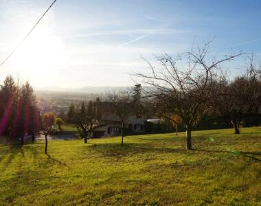 Vente Terrain 1 000m² La Buisse (38500) - photo