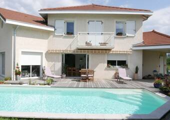 Vente Maison 8 pièces 166m² Coublevie (38500) - photo