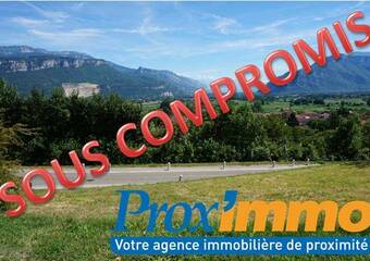 Vente Terrain 565m² Saint-Jean-de-Moirans (38430) - photo