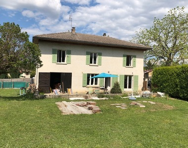 Vente Maison 5 pièces 114m² Saint-Geoirs (38590) - photo
