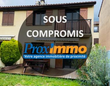 Vente Maison 4 pièces 90m² La Buisse (38500) - photo