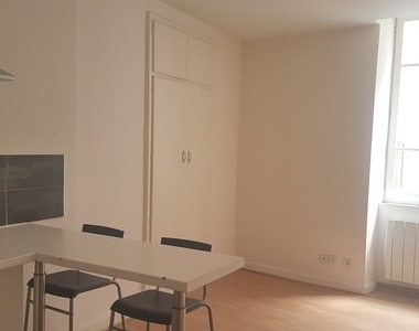Location Appartement 1 pièce 18m² Voiron (38500) - photo