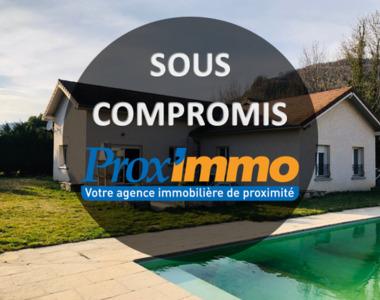 Vente Maison 4 pièces 100m² Saint-Étienne-de-Crossey (38960) - photo