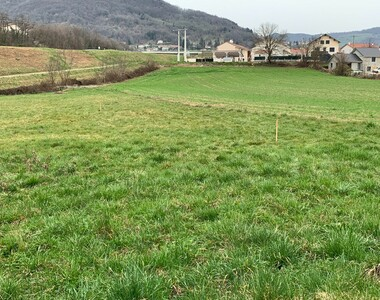Vente Terrain 672m² Voiron (38500) - photo