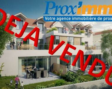 Vente Appartement 50m² Voiron (38500) - photo