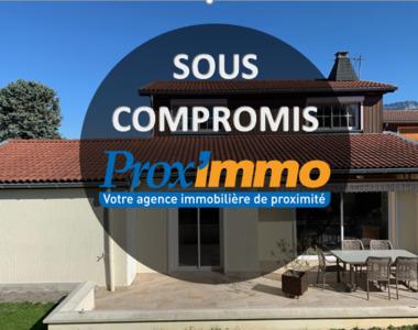 Vente Maison 5 pièces 110m² Voiron (38500) - photo