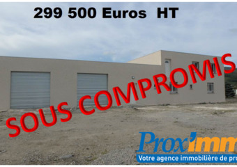 Vente Local commercial 4 pièces 350m² Le Grand-Lemps (38690) - Photo 1