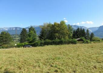 Vente Terrain 1 750m² Miribel-les-Échelles (38380) - Photo 1