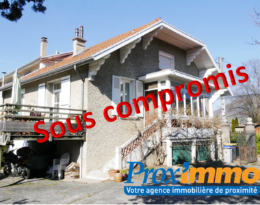 Vente Maison 7 pièces 122m² Coublevie (38500) - photo
