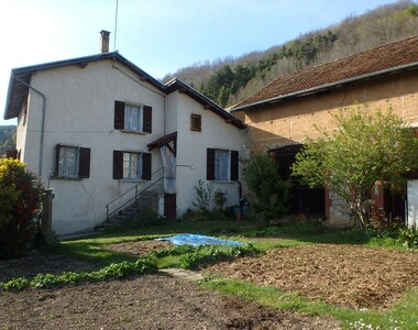 Vente Maison 8 pièces 132m² Apprieu (38140) - photo