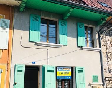 Vente Maison 4 pièces 63m² Saint-Laurent-du-Pont (38380) - photo
