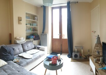 Vente Appartement 77m² Tullins (38210) - photo