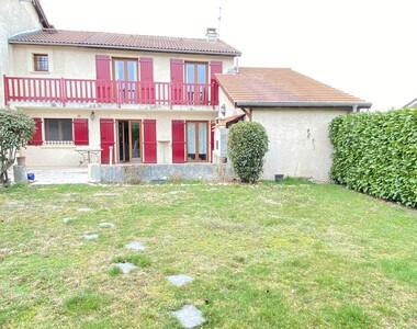 Vente Maison Sillans (38590) - photo