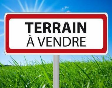 Vente Terrain 1 408m² Voiron (38500) - photo