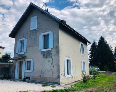Vente Maison 6 pièces 90m² Saint-Laurent-du-Pont (38380) - photo
