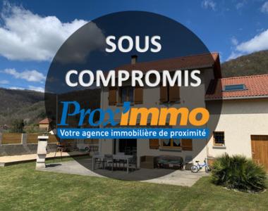 Vente Maison 5 pièces 109m² Apprieu (38140) - photo