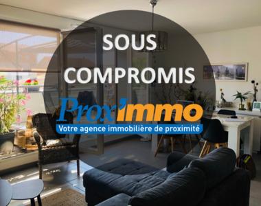 Vente Appartement 4 pièces 84m² Coublevie (38500) - photo
