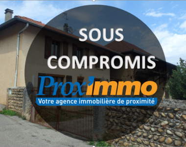 Vente Maison 5 pièces 110m² Bévenais (38690) - photo