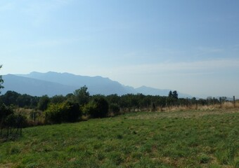 Vente Terrain 830m² Voiron (38500) - Photo 1