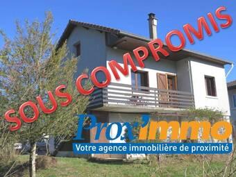 Vente Maison 80m² Saint-Geoire-en-Valdaine (38620) - photo