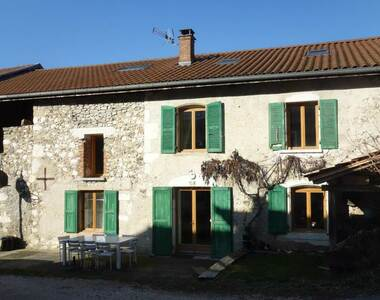 Vente Maison 6 pièces 180m² Coublevie (38500) - photo