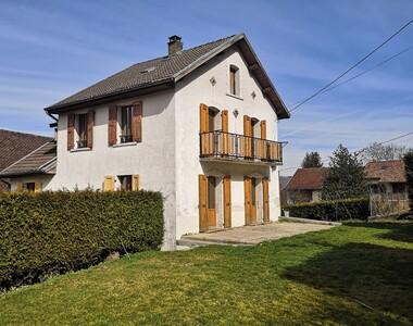 Location Maison 6 pièces 115m² Saint-Joseph-de-Rivière (38134) - photo