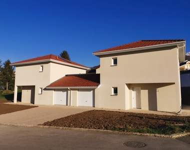 Location Maison 4 pièces 88m² Coublevie (38500) - photo