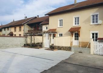 Location Maison 3 pièces 52m² Châbons (38690) - photo
