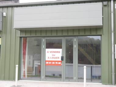 Vente Bureaux 2 pièces 65m² Saint-Geoire-en-Valdaine (38620) - photo