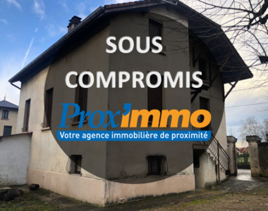 Vente Maison 6 pièces 128m² Saint-Laurent-du-Pont (38380) - photo