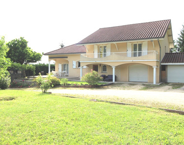 Vente Maison 6 pièces 180m² La Buisse (38500) - photo