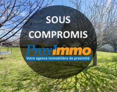 Vente Terrain 950m² Saint-Jean-de-Moirans (38430) - photo