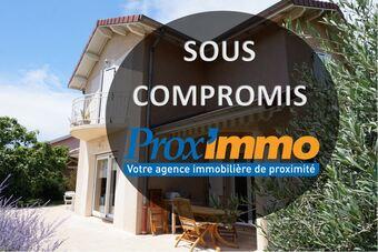 Vente Maison 6 pièces 155m² Saint-Jean-de-Moirans (38430) - photo