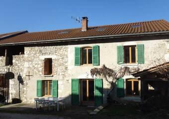 Vente Maison 6 pièces 180m² Saint-Étienne-de-Crossey (38960) - Photo 1