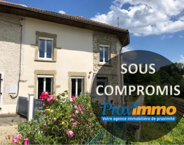 Vente Maison 6 pièces 145m² Saint-Cassien (38500) - photo