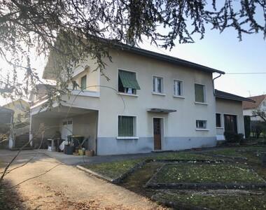 Vente Maison 6 pièces 170m² Voiron (38500) - photo